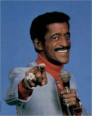 If only Sammy Davis, Jr. were
