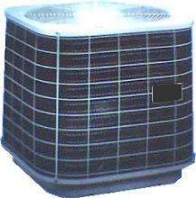 Condensador enfriado por aire