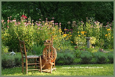 [Изображение: Spinning+Wheel+in+Garden+Photo+by+DSJ.jpg]