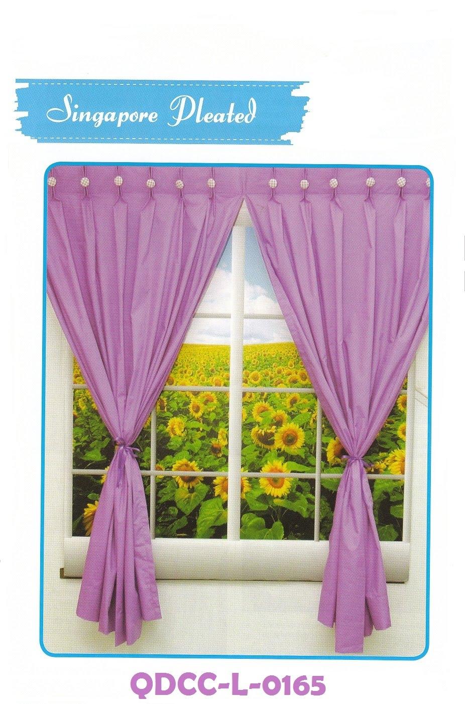 CitrAina Curtain & Craft Design): ANEKA JAHITAN LANGSIR (CONTOH 3
