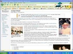 Jocelyn Brasil na Wikipedia