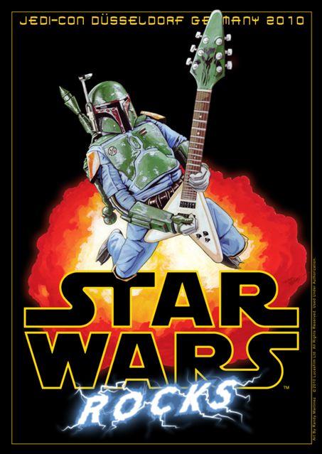 Star Wars Artist. Star Wars Artist Randy