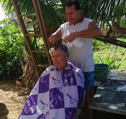 haircut native style