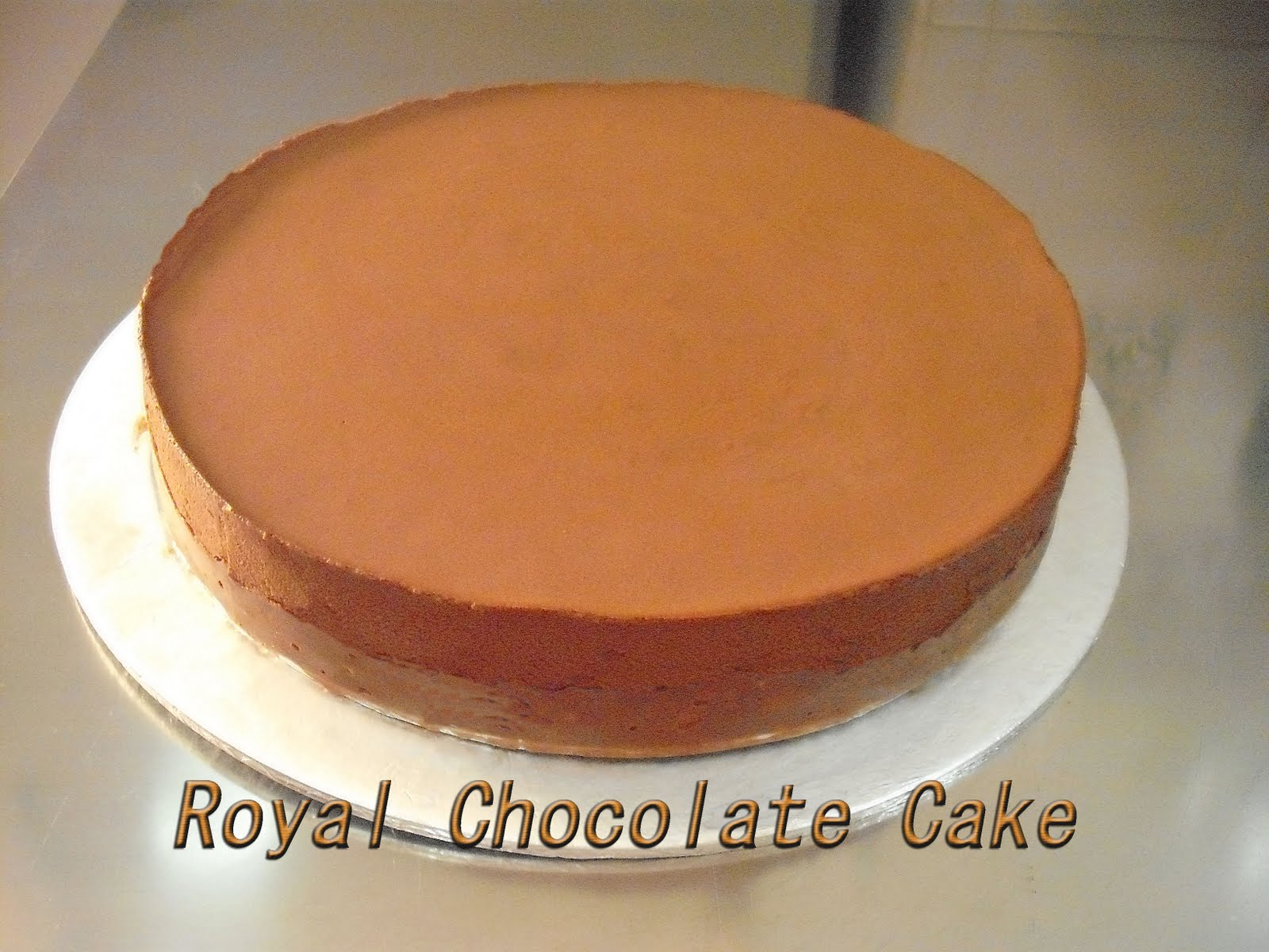 Royal Chocolate Cake Images : My Dream, My Inspiration: Royal Chocolate Cake