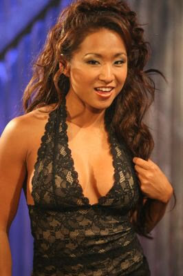 A few pics of the lovely and under-utilised WWE Diva Gail Kim