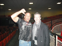 Phil Allely meets Rob Van Dam