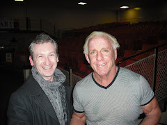 Phil Allely meets Ric Flair