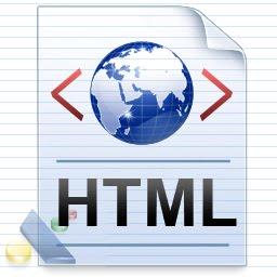 HTML Logo Simbol HTML ANVITY
