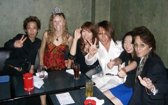 Shannen's Blog: Japanese Host Club and Brazilian Line Dancing