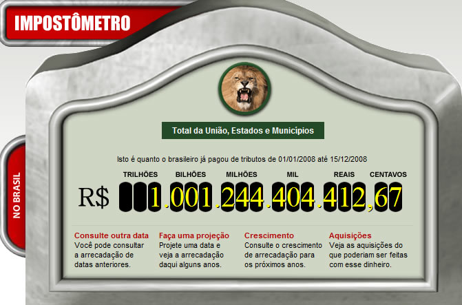Impostômetro