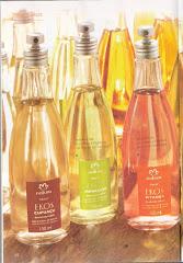 Ekos Frescores, embalagem de vidro pelo mesmo preço .