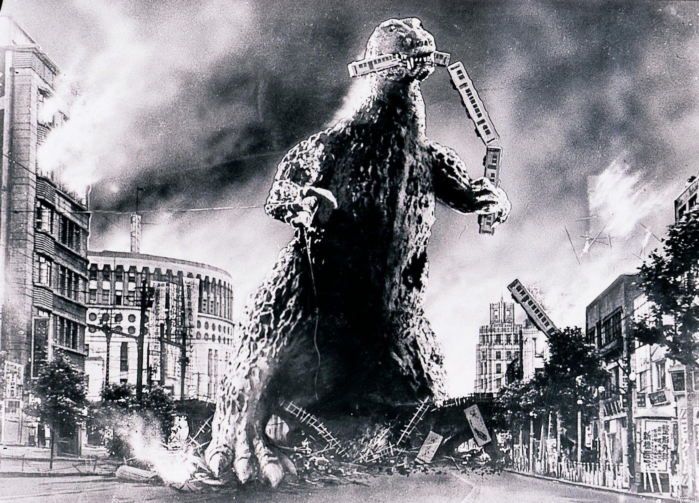 Top 10 de películas de monstruos gigantes