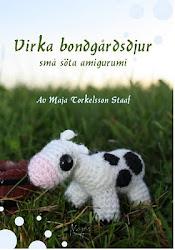 Min egna Amigurumi bok, "Virka bondgårdsdjur"!