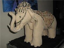 Elefante indio.