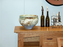 Showcase Interiors display...my salmon pot