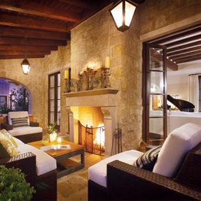 Casa Di Costa Tuscan Style