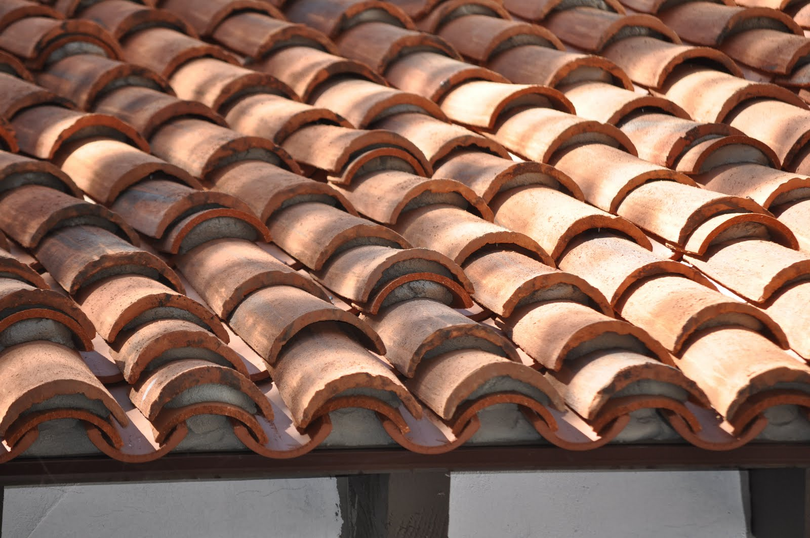 Casa di costa roofing tiles for Clay tile roofs