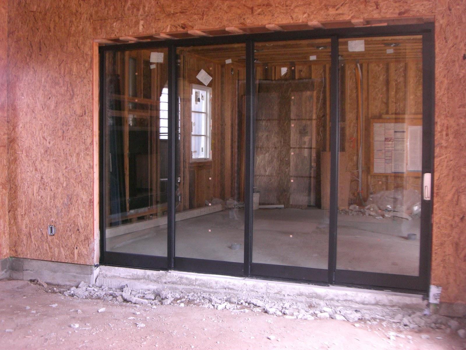 1200 #90513B Exterior Door Installation Complete!! Casa Di Costa pic Front Doors Installed 47011600
