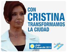 LA CIUDAD CON CFK