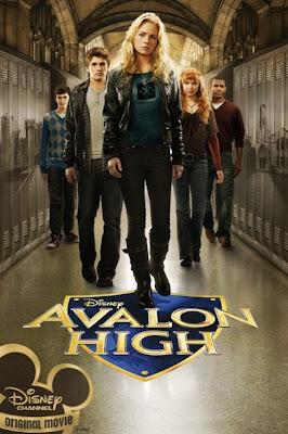Baixar Filme Avalon High   A Lenda do Rei Arthur (Dublado) Gratis infantil fantasia aventura a 2010