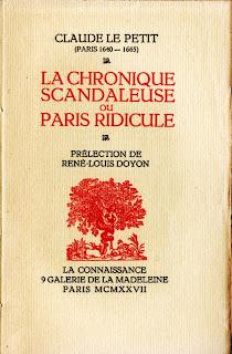 Claude Le Petit(1638-1662) Poésie érotique  lepetit_01