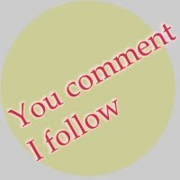 You Comment, I follow