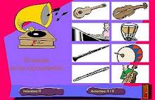 EDUCACIÓN MUSICAL: ESCUCHANDO LOS SONIDOS