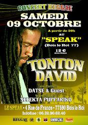 TONTON DAVID - 9 de Octubre