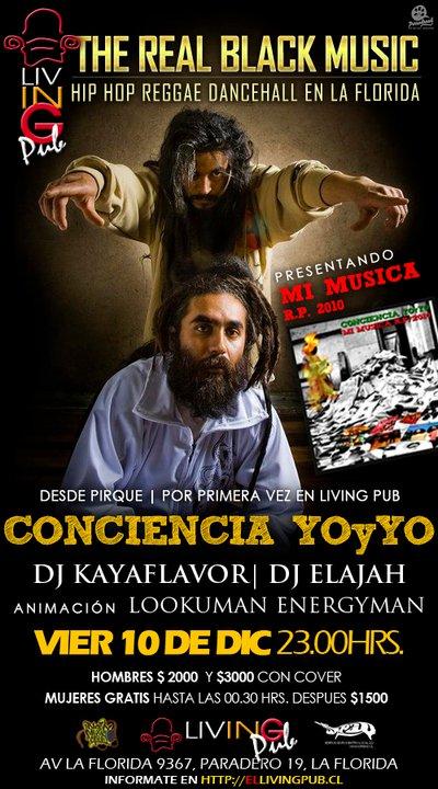 CONCIENCIA YO Y YO - 10 de diciembre