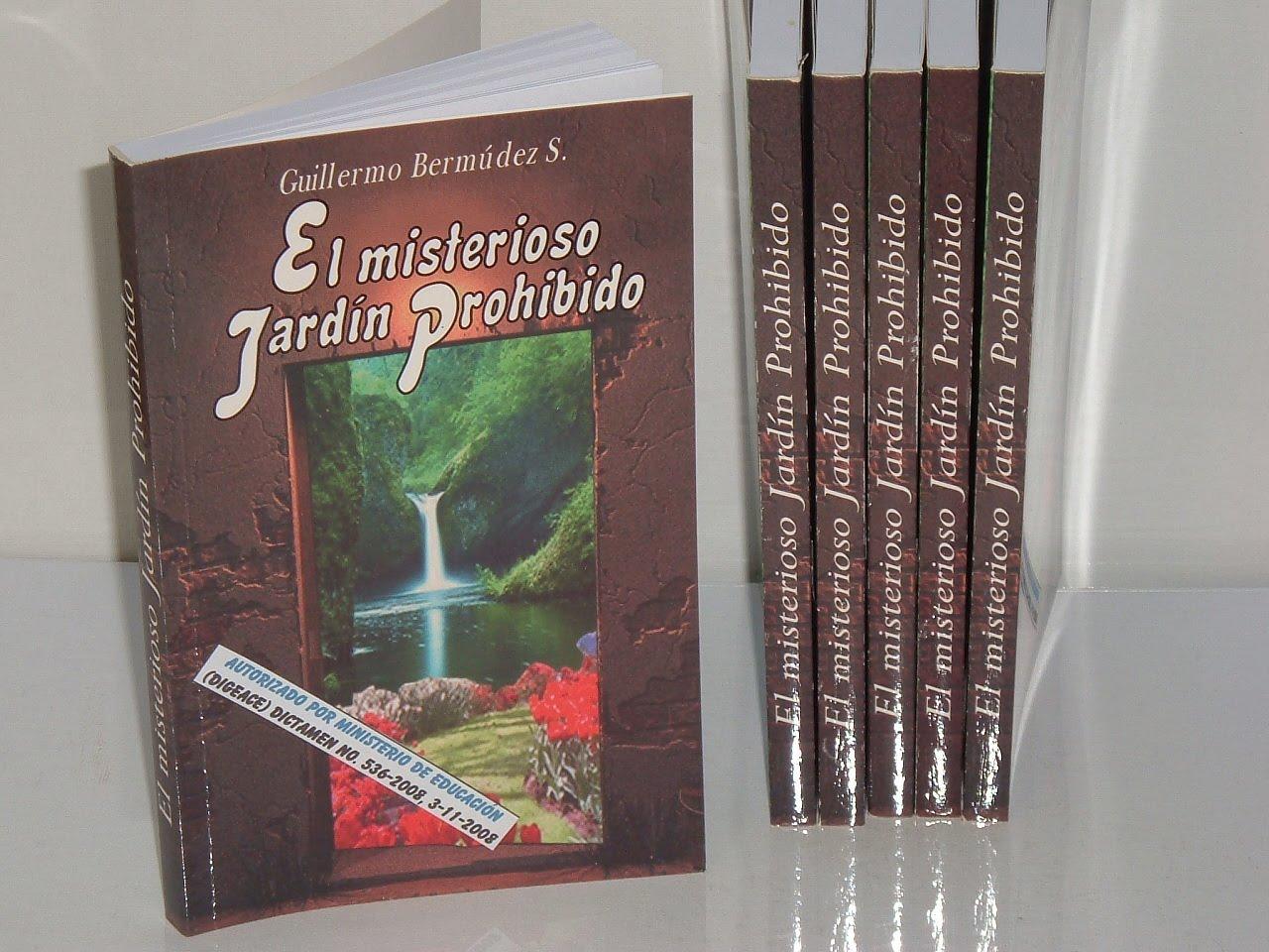 Organicemos un mundo mejor ong guatemala el misterioso for Jardin prohibido