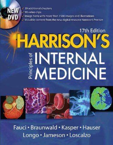 Harrison's Manual of Medicine - 17th Edition{BBS}
