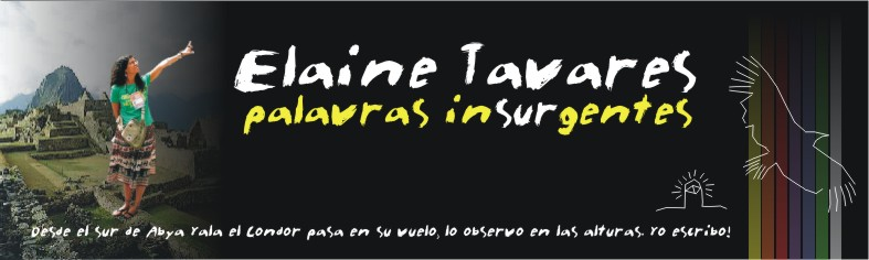 Elaine Tavares - Palavras Insurgentes