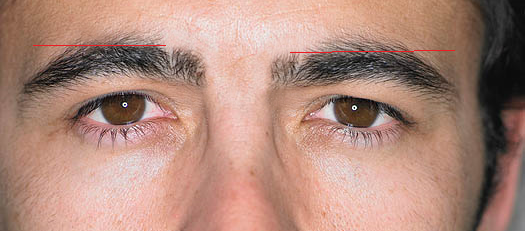 Displaying (20) Gallery Images For Eyebrow Waxing Before And After Men ...