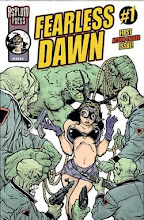 Fearless Dawn Mini-series  #1-4