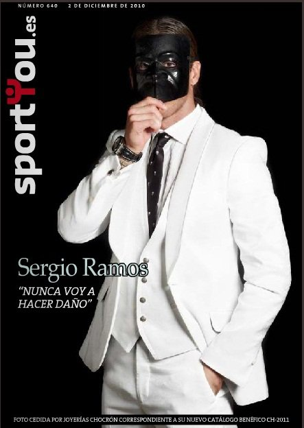 Football Bebe: Sergio Ramos For Sport You.