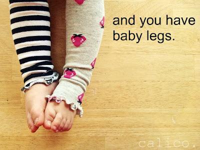 6+baby+legs