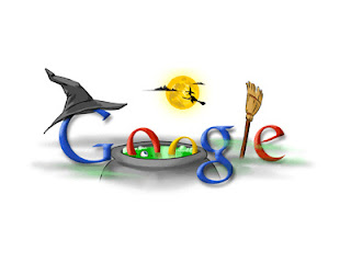 google logo Google tricks and treats