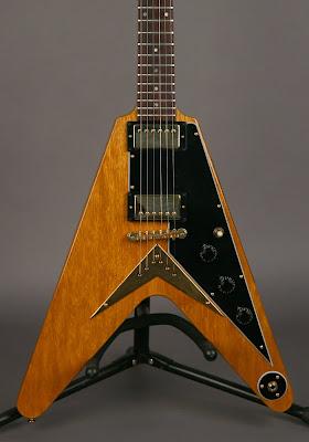 1982 Gibson 58 RI Korina Flying V