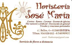 Floristería José María