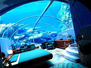 โรงแรมใต้ทะเล