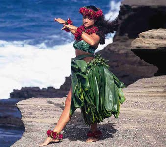 how to do a hawaiian dance