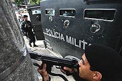 BOPE força militar especializada em matar favelado!