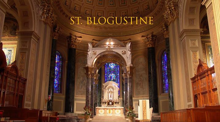 St. Blogustine