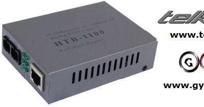 Fiber ethernet dönüştürücü