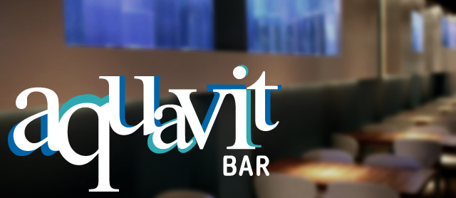 Aquavit Bar