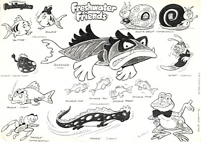 The Freshwater Friends
