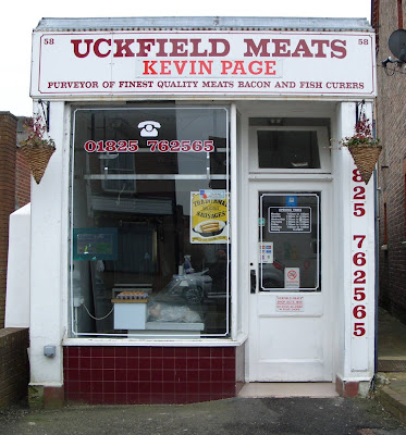 Uckfield Meats Kevin Page. And they lived happily ever after.