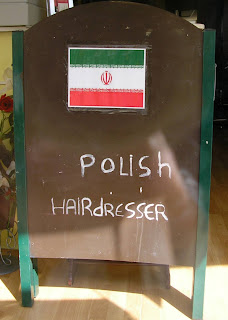 Polish Hairdresser