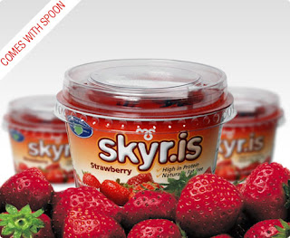 Skyr's the limit.