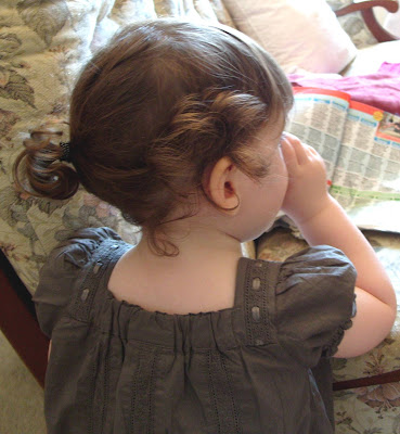 Fairytale Ponytail